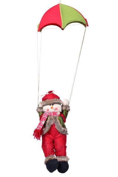 Boneco de Neve no Paraquedas - 40cm