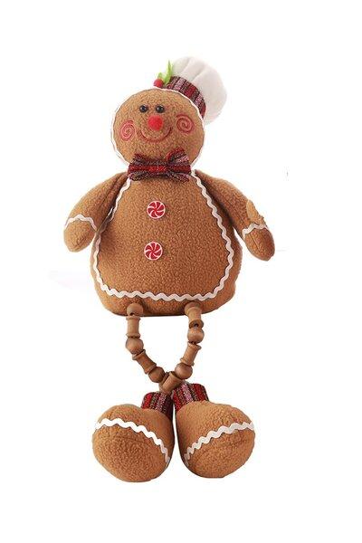 Boneco de Cookie Menino Sentado