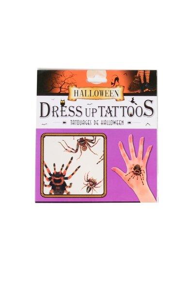 Tatuagem Temporária Halloween