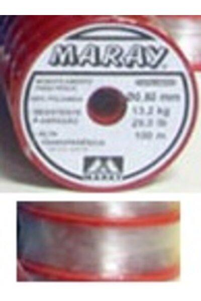 Fio de Nylon 0,20mm Maray