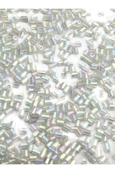 Vidrilho Transparente Irisado