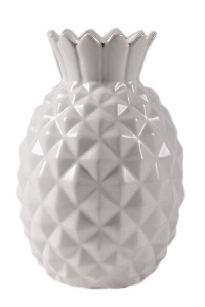 Vaso de Cerâmica Abacaxi