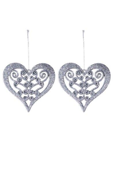 Coração de Glitter
