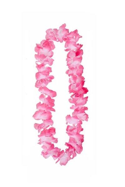 Colar Havaiano Luxo Bicolor