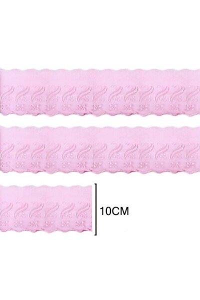Bordado Inglês 10CM - Peça com 13,7M