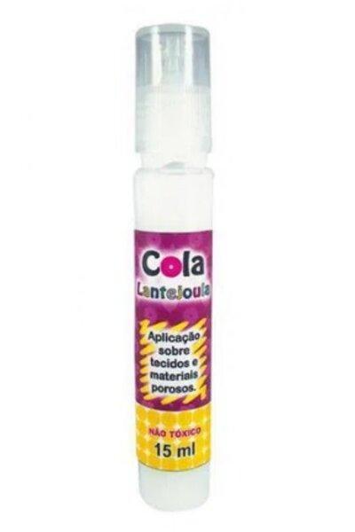 Cola Lantejoula 15ml Glitter