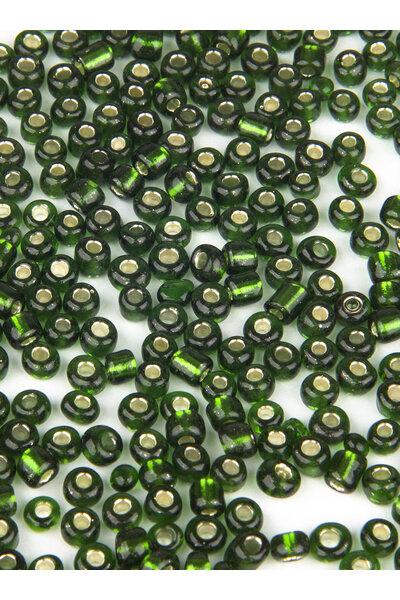 Missangão Verde Escuro Metalizado