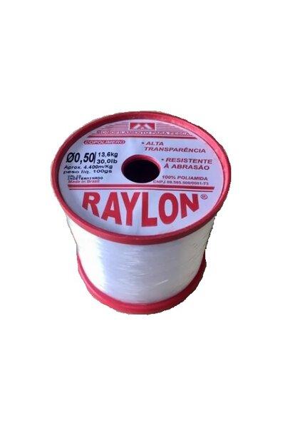 Fio de Nylon 0,50mm Raylon 100g