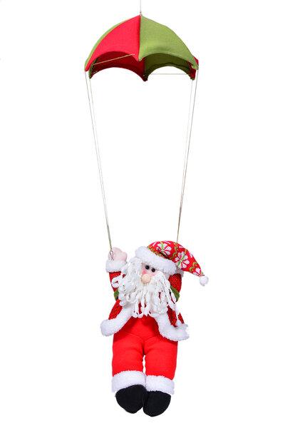 Boneco Papai Noel no Paraquedas - 60cm