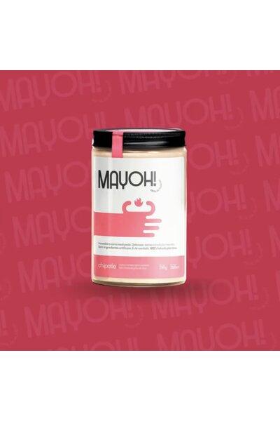Mayoh Maionese vegana sabor Chipotle - 290g