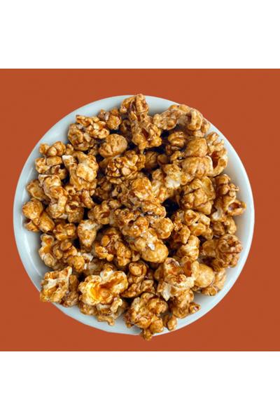Pipoca artesanal - sabor caramelo e flor de sal - 75g