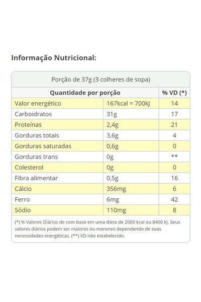 Farofa crocante proteica gourmet sora - 300g
