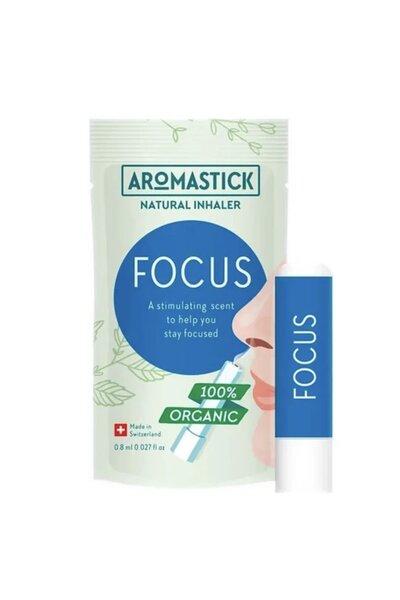 Aromastick Focus Inalador Nasal Orgânico - Foco