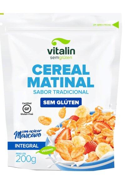 Cereal matinal tradicional vitalin - 200g