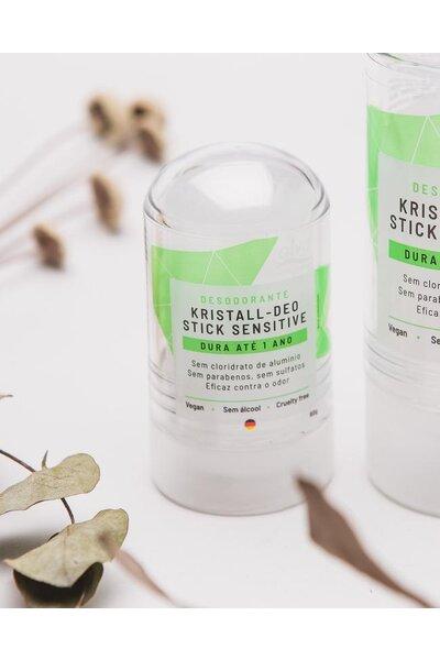 Desodorante Kristall - Deo Stick Sensitive Mini Alva - 60g