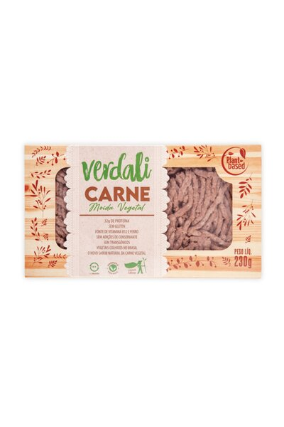 Carne Moida Vegetal Verdali - 230g