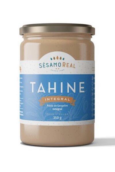 Tahine integral Sésamo Real - 350g