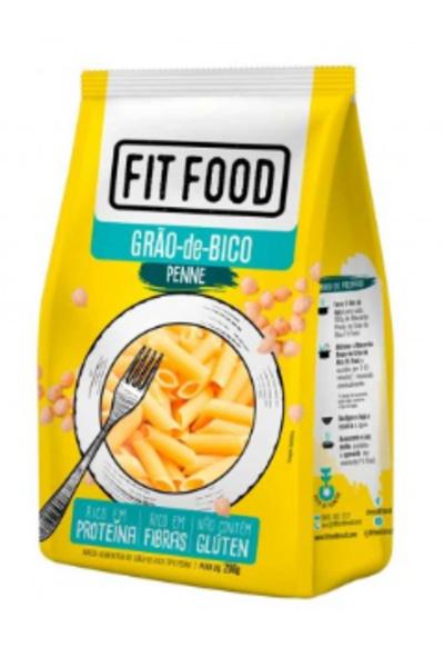 Macarrão penne grão de bico Fit Food - 200g