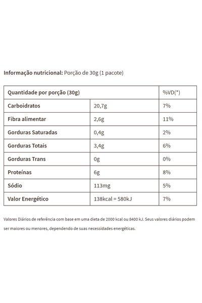 Snack Proteico Banana e Canela Brazô - 30g