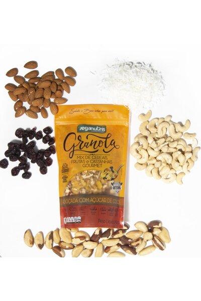 Granola Gourmet Veganutris - 250g