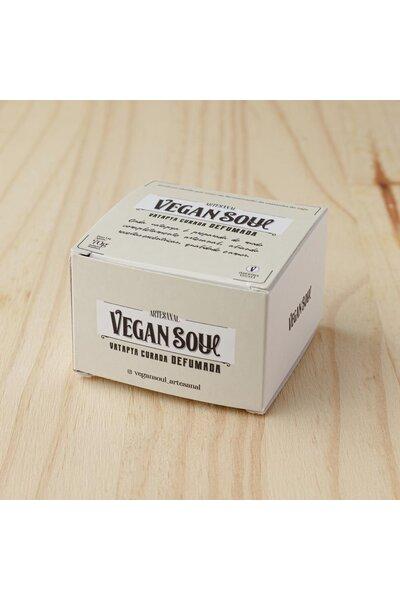 Queijo vegetal Vatapya curada defumada Vegan Soul - 70g