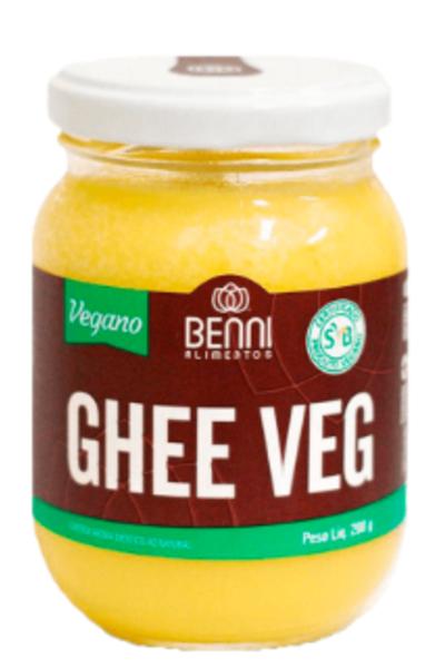 Manteiga ghee veg benni - 200g
