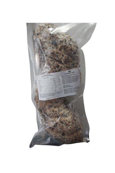Mini Baguete Artesanal Multigrãos Sem Glúten Pamalani - 260g (2 unidades de 130g)