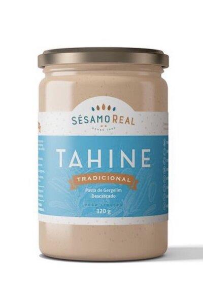 Tahine tradicional Sésamo Real - 320g