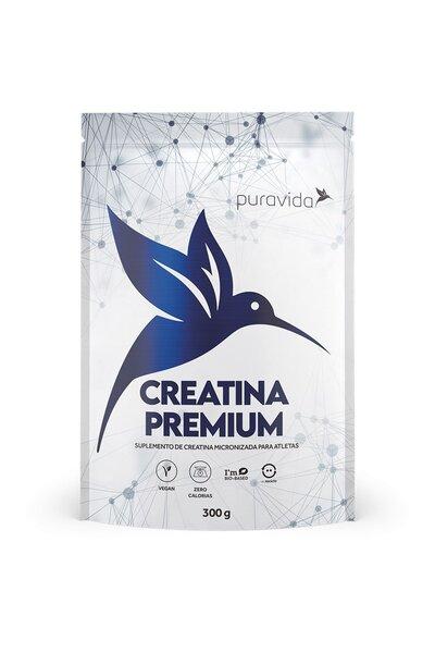 Creatina premium puravida - 300g