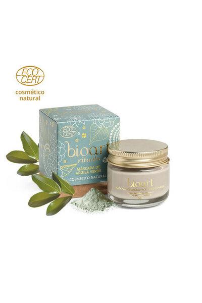 Máscara Vegana bionutritiva detox bioart - 30g