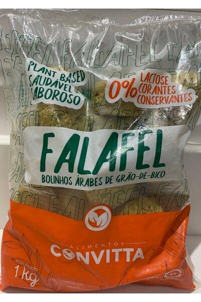 Falafel - sem conservantes - convitta 1kg
