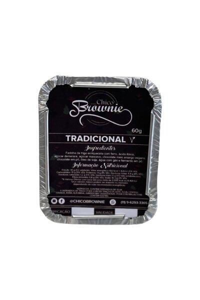 Browne Artesanal Tradicional Chico Brownie -60g