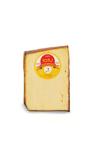 Tofu defumado Uai Tofu - soja orgânica não transgênica