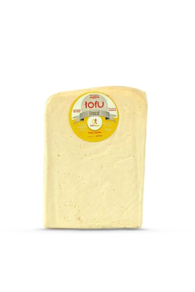 Tofu frescal Uai Tofu- soja orgânica não transgênica