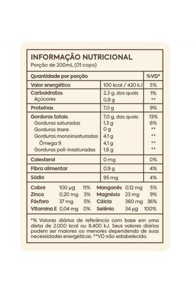 Leite vegetal Mixed Nuts A tal da castanha - 1l