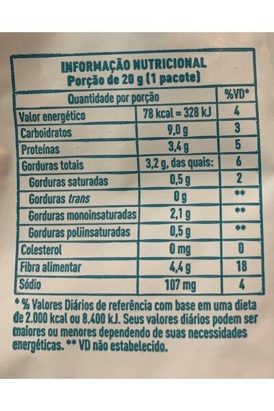 Chips de abobrinha - bianca simoes - 20g