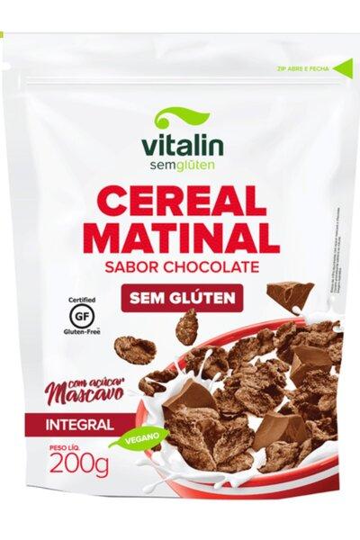 Cereal matinal chocolate vitalin - 200g