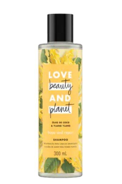 Shampoo óleo de coco & ylang ylang - 300 ml Reparação e danos