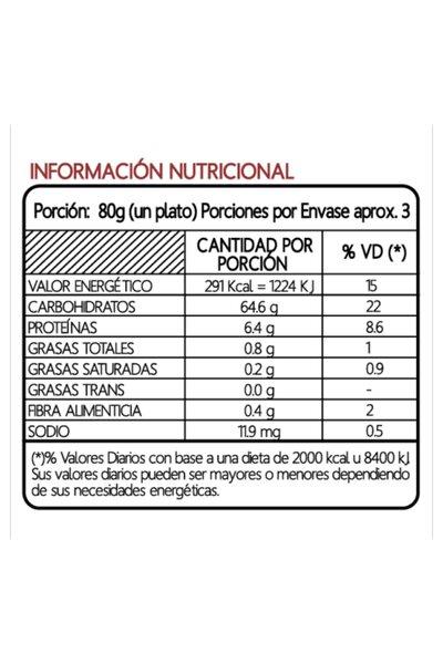 Macarrão fusilli quinoa wakas - 250g