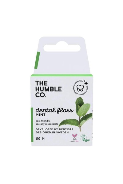 Fio Dental Orgânico Fresh The Humble - 50m