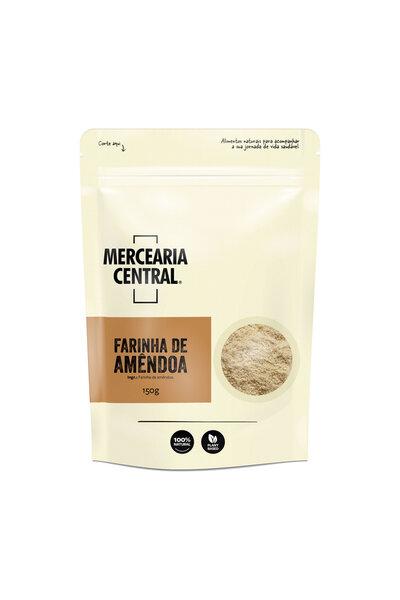 Farinha de amêndoas Mercearia Central - 150g