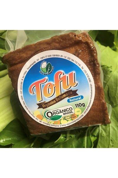 Tofu defumado orgânico sitio boa esperança - 110g