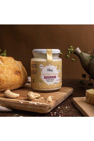 Manteiga a base de Castanha de Caju Viveg 180g