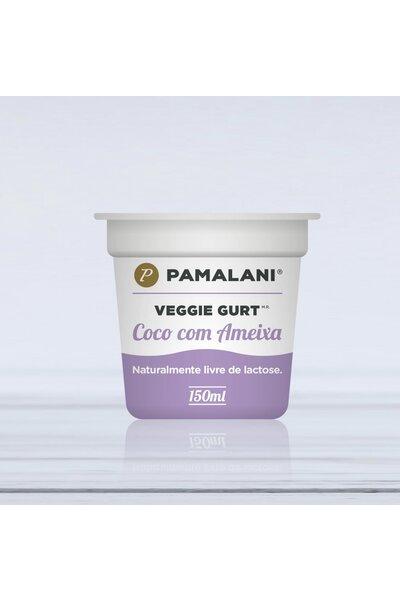 Veggie Gurt Coco com Ameixa Pamalani - 150 ml