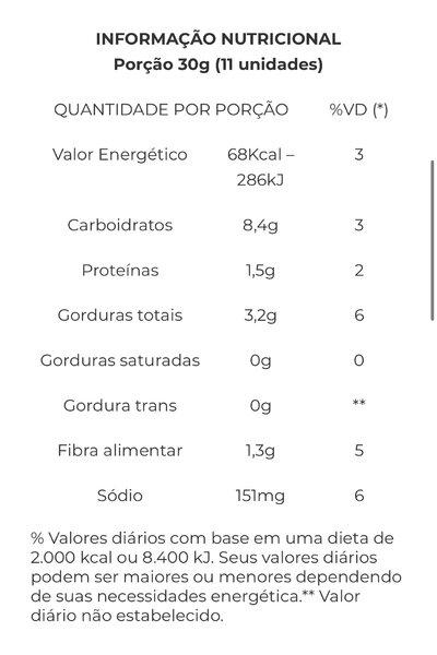 Biscoito de Castanha e Quinoa defumado Alere - 70g
