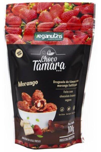 Chocotâmara de Morango Veganutris - 100g
