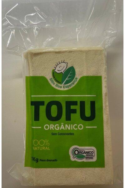 Tofu orgânico sitio boa esperança - 1kg