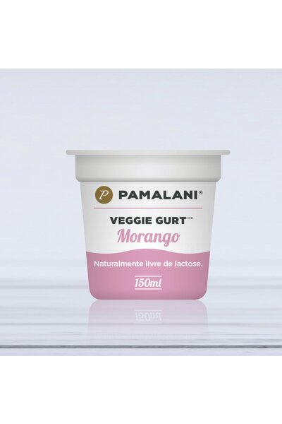 Veggie Gurt Morango Pamalani - 150 ml