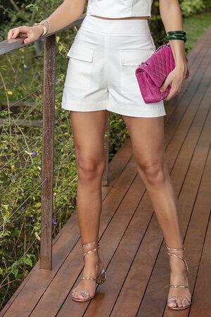 Shorts de Alfaiataria