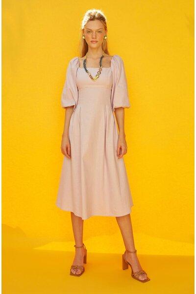 Vestido de Linho Louise